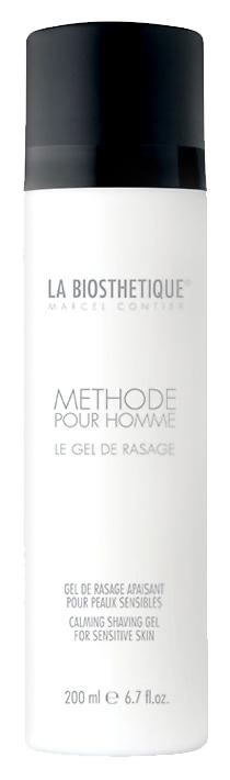 Для бритья La Biosthetique Methode Pour Homme Le Gel de Rasage (Объем 200 мл)