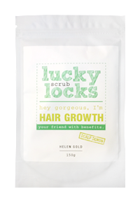 Уход Helen Gold Скраб для кожи головы Lucky Locks Hair Growth Scalp Scrub (Объем 150 мл)