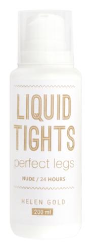 Жидкие колготки Helen Gold Liquid Tights 24 Hours Nude (Объем 200 мл)
