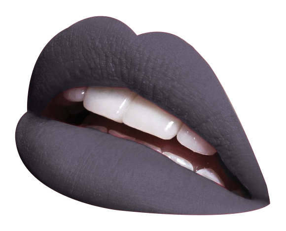 Жидкая помада LASplash Cosmetics Classic Horror Lipstick Collection Werewolf (Цвет 11106 Werewolf (Blue-Gray) variant_hex_name 5f5765)