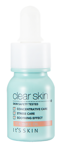 Масло Its Skin Clear Skin Tea Tree Oil (Объем 10 мл)