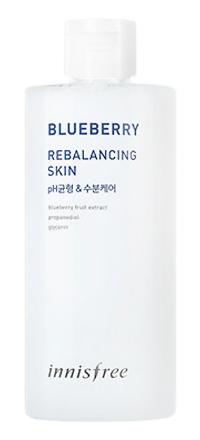 Тоник InnisFree Blueberry Rebalancing Skin (Объем 150 мл)