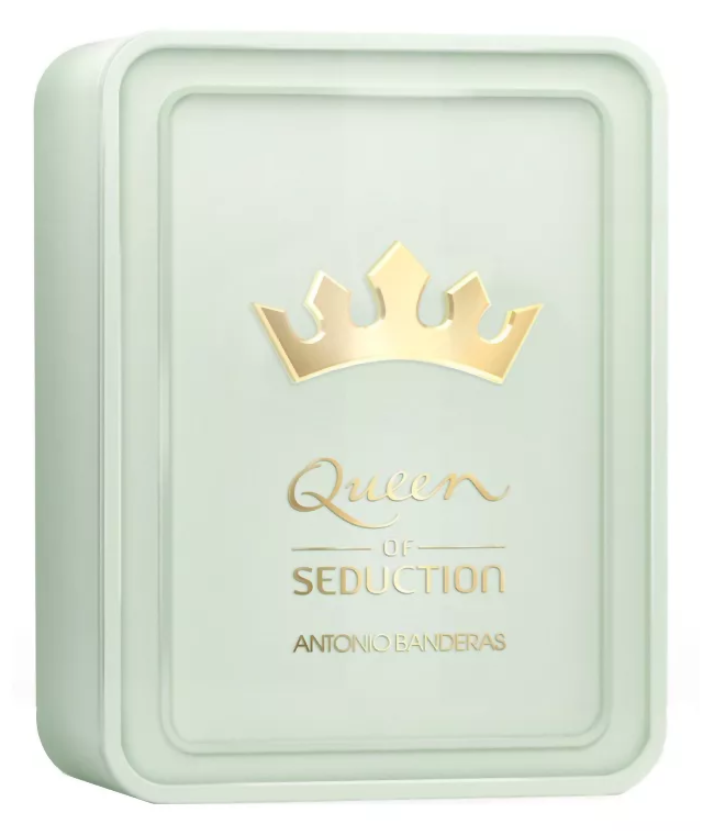 Туалетная вода Antonio Banderas Queen Of Seduction Collector. Limited Edition (Объем 80 мл)