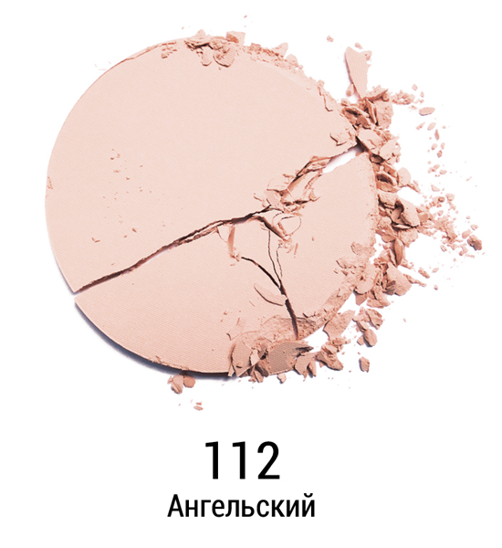 Компактная пудра Estrade Makeup Super Selfie Poudre 112 (Цвет 112 Ангельский variant_hex_name F3DAD1)
