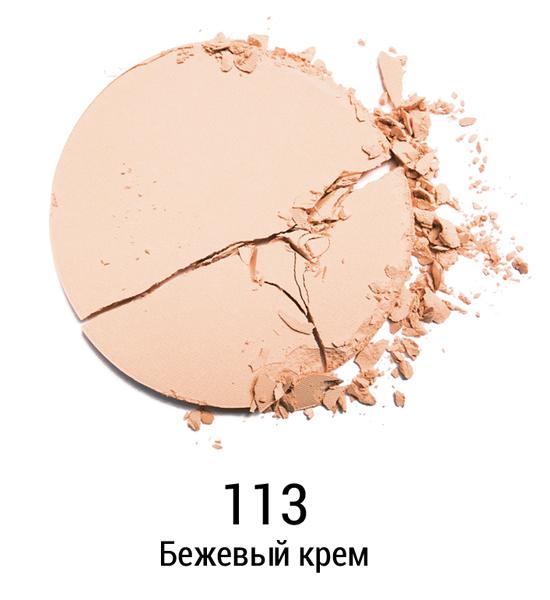 Компактная пудра Estrade Makeup Super Selfie Poudre 113 (Цвет 113 Бежевый крем variant_hex_name F9DFCE)