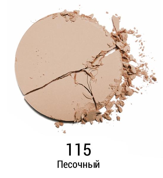 Компактная пудра Estrade Makeup Super Selfie Poudre 115 (Цвет 115 Песочный variant_hex_name D9BFAC)