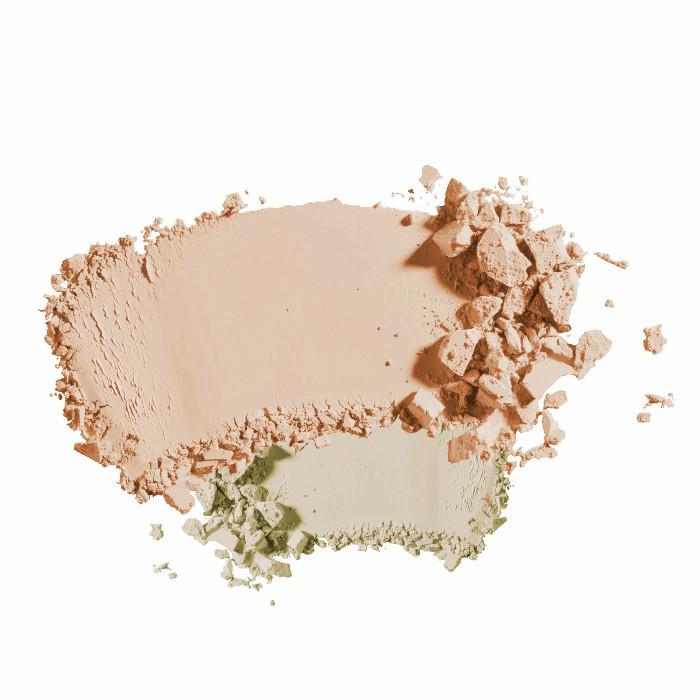 Компактная пудра Lumene Nordic Chic CC Color Correcting Powder 4 (Цвет 4 variant_hex_name dbc3ae)