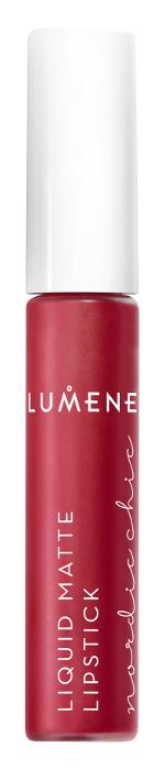 Жидкая помада Lumene Nordic Chic Liquid Matte Lipstick 2 (Цвет 2 variant_hex_name a83b49)