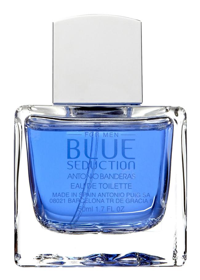 Туалетная вода Antonio Banderas Blue Seduction (Объем 100 мл)