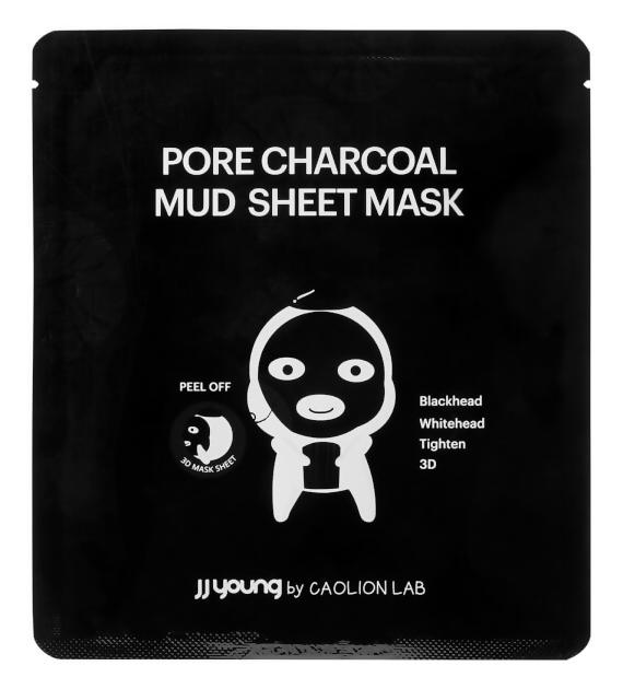 Тканевая маска JJ Young