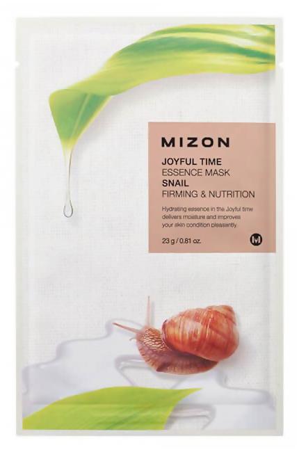 Тканевая маска Mizon
