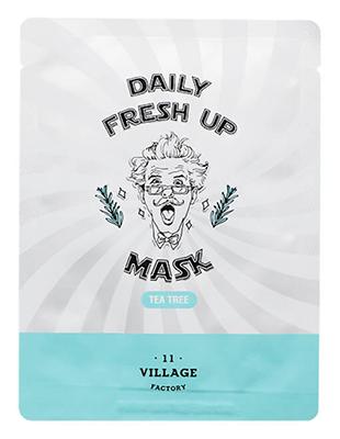 Тканевая маска Village 11 Factory
