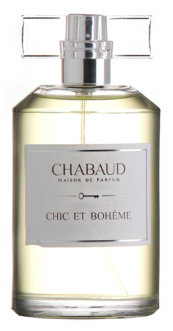 Парфюмерная вода Chabaud Maison de Parfum Chic et Boheme (Объем 100 мл)