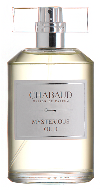 Парфюмерная вода Chabaud Maison de Parfum Mysterious Oud (Объем 100 мл)