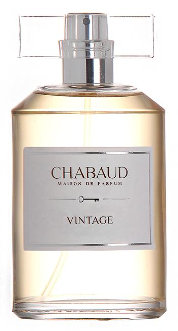 Парфюмерная вода Chabaud Maison de Parfum Vintage (Объем 100 мл)