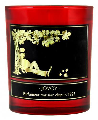 Ароматическая свеча Jovoy LArbre de la Connaissance (Объем 185 г)