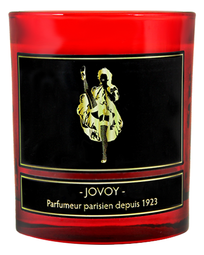 Ароматическая свеча Jovoy Les Demoiselles de la Rue de Provence (Объем 185 г)
