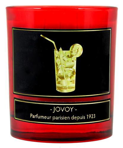 Ароматическая свеча Jovoy Mojito (Объем 185 г)