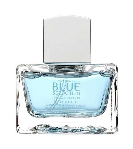 Туалетная вода Antonio Banderas Blue Seduction (Объем 80 мл Вес 150.00)