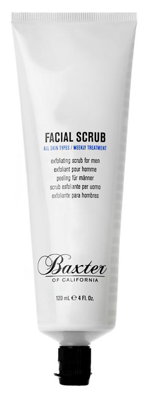 Отшелушивание Baxter of California Очищающий скраб для лица Facial Scrub (Объем 120 мл)