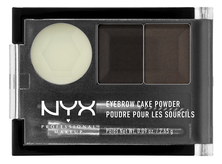 Купить Eyebrow Cake Powder 03 Taupe/Ash NYX-ECP01