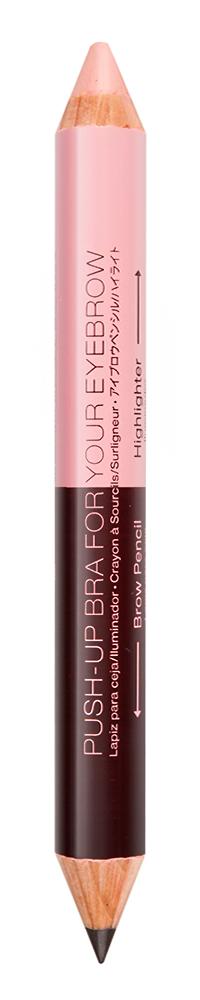 Купить Карандаш+Хайлайтер Eyebrow Push-Up Bra EBPB01 NYX-EBPB01
