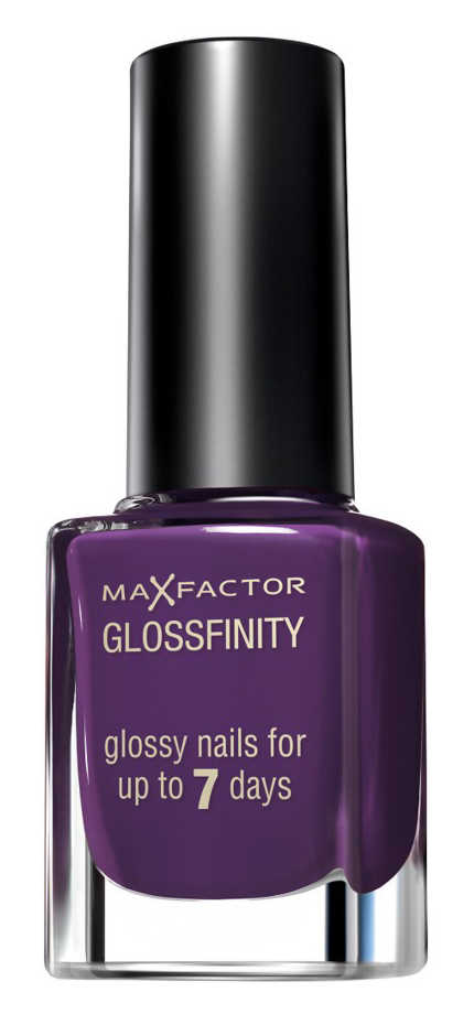 Лак для ногтей Max Factor Glossfinity 150 (Цвет 150 Amethyst variant_hex_name 5A245A Вес 20.00)