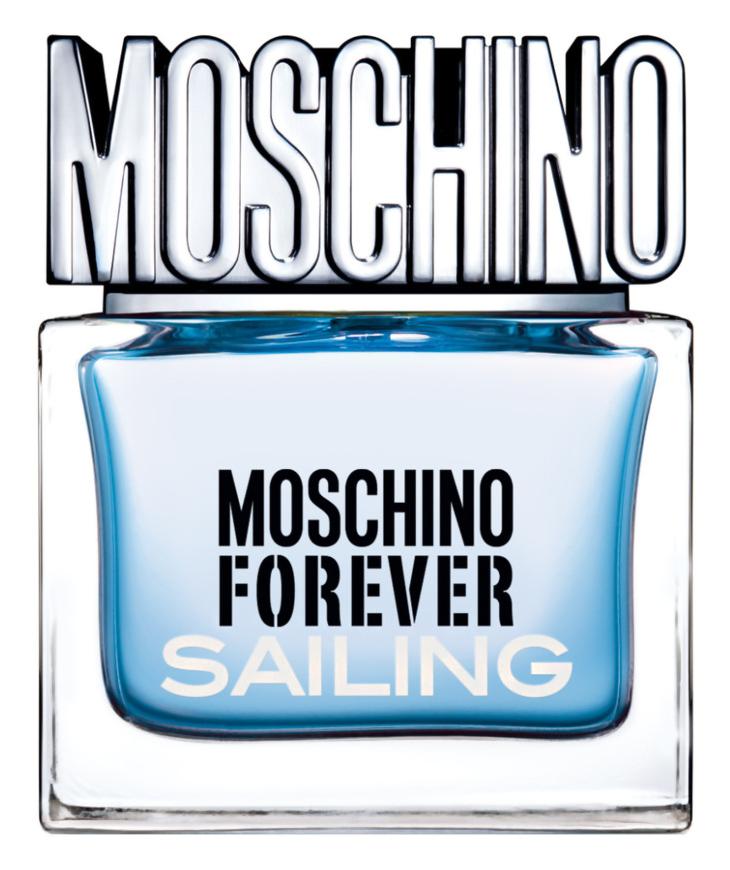 Туалетная вода Moschino Forever Sailing (Объем 100 мл Вес 80.00)