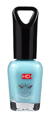 Лак для ногтей Kiss HD Mini Nail Polish MNP15 (Цвет MNP15 Экзотический Паупау variant_hex_name 9BD7E2)