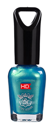 Лак для ногтей Kiss HD Mini Nail Polish MNP29 (Цвет MNP29 Ягодный Микс variant_hex_name 1D8795)