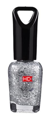 Лак для ногтей Kiss HD Mini Nail Polish MNP35 (Цвет MNP35 Фруктовые Брызги variant_hex_name 9E9FA5)