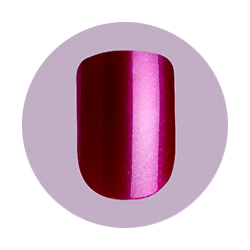 Лак для ногтей Kiss Твердый лак imPRESS. Short Length (Цвет BIP110 Диско Стар variant_hex_name AA016C)