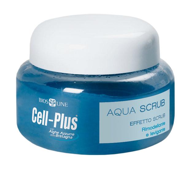 Купить Скраб для тела Cell-Plus Aqua Scrub 650 мл CPL-BL 4240
