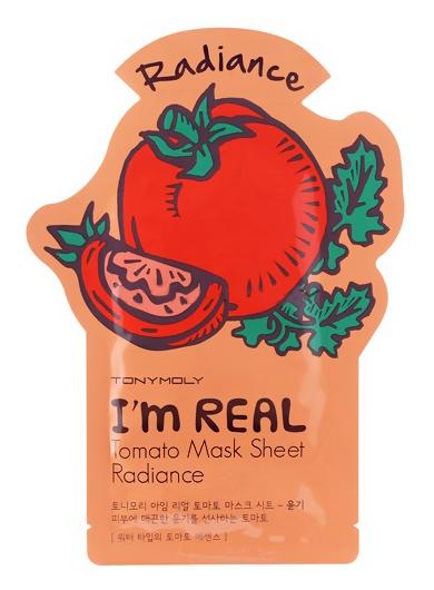 Купить I'm Real Tomato Mask Sheet 21 мл TMO-SS05037700