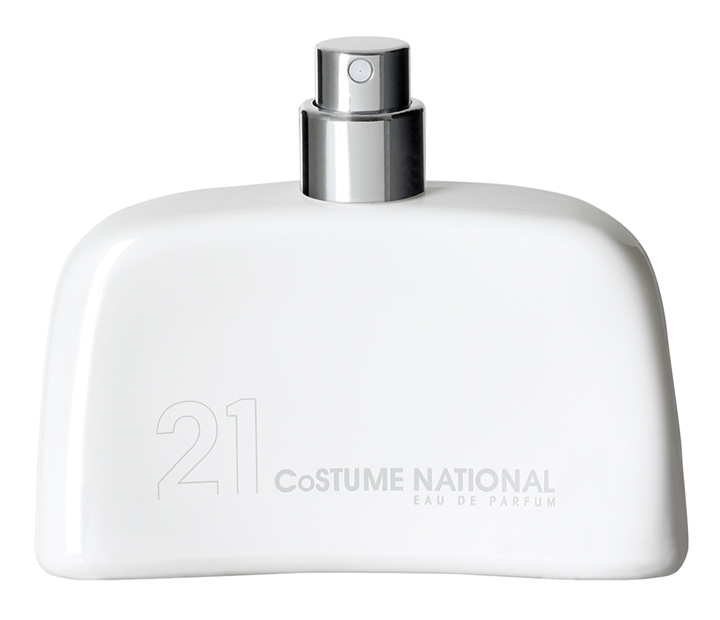 Парфюмерная вода Costume National 21 50 (Объем 50 мл Вес 100.00)