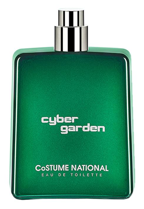 Туалетная вода Costume National Cyber Garden 50 (Объем 50 мл Вес 100.00)