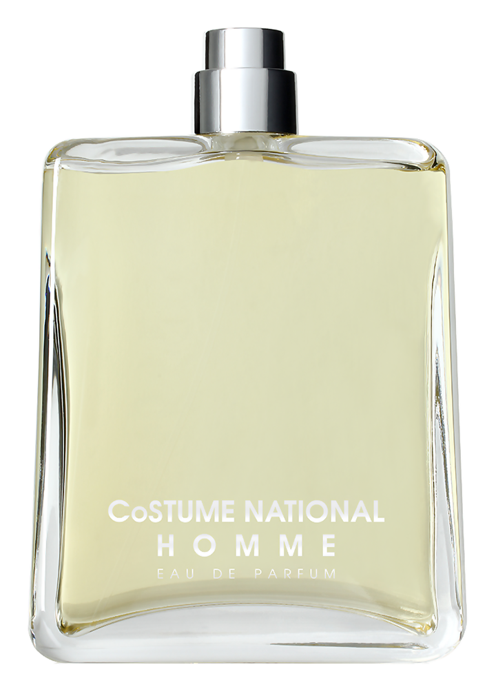 Парфюмерная вода Costume National Homme 100 (Объем 100 мл Вес 100.00)