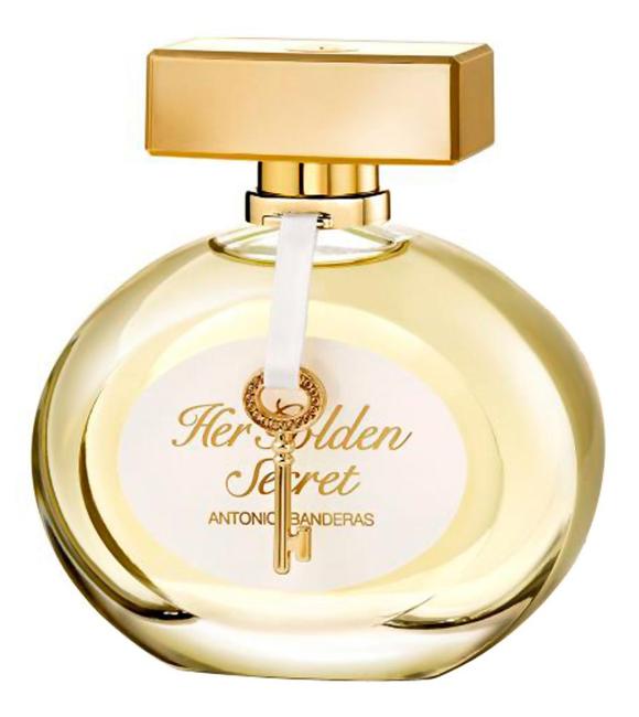 Туалетная вода Antonio Banderas Her Golden Secret (Объем 50 мл Вес 100.00)