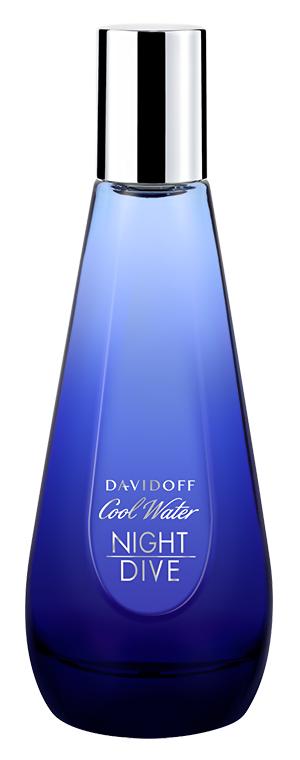 Туалетная вода Davidoff Cool Water Night Dive Woman (Объем 30 мл)