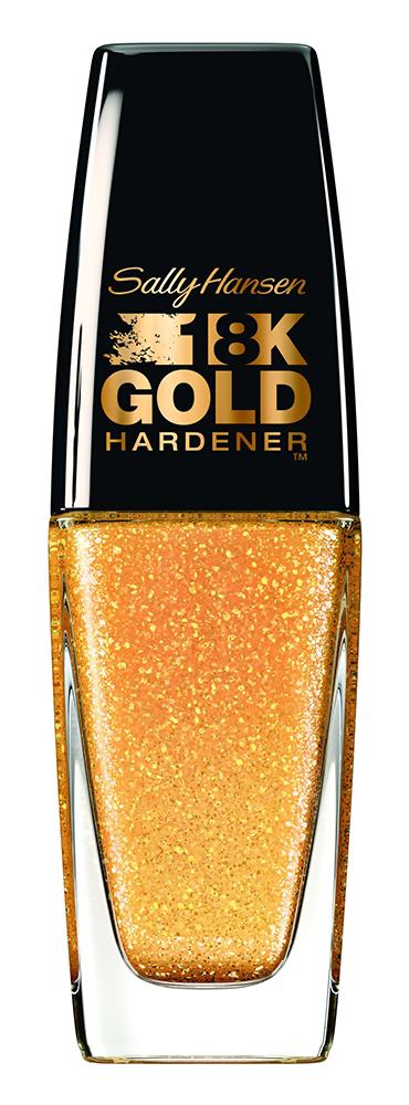 Уход за ногтями Sally Hansen 18K Gold Hardener (Цвет Gold variant_hex_name ECB160)