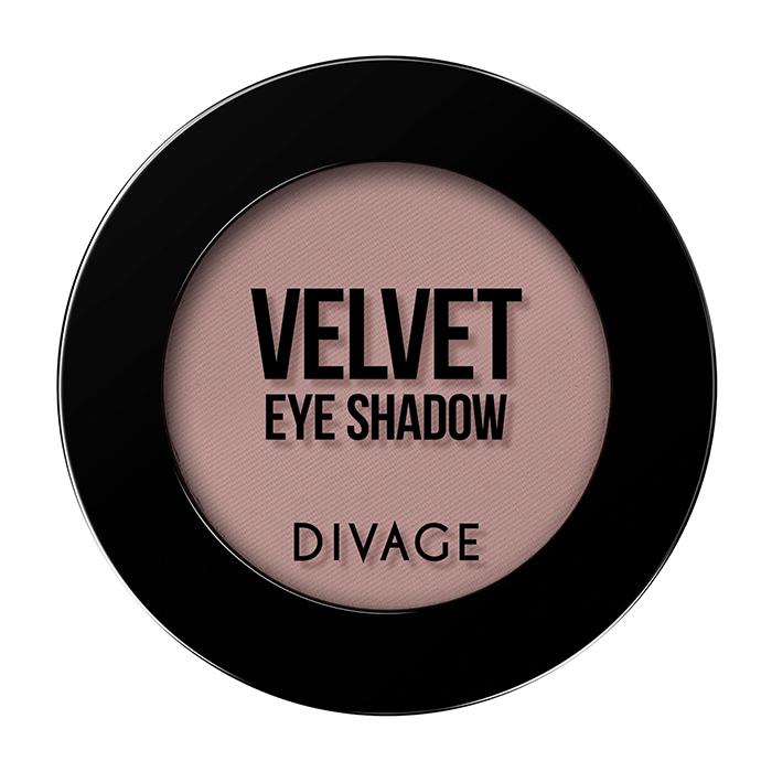 Тени для век Divage Velvet 05 (Цвет 7305 variant_hex_name AD8784)
