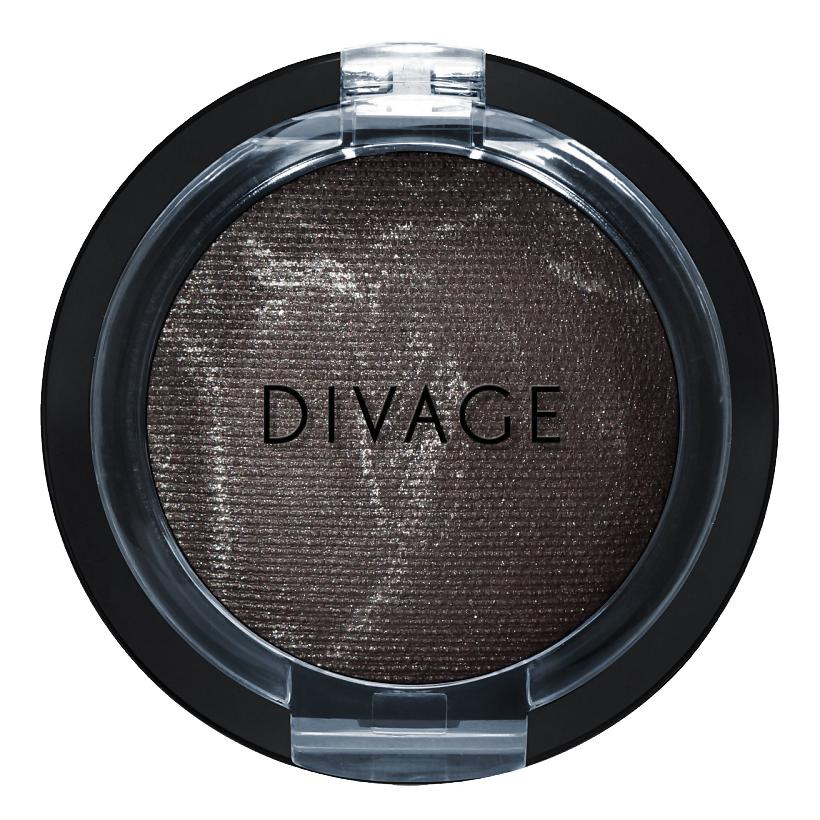 Тени для век Divage Запеченные тени Colour Sphere 11 (Цвет 11 variant_hex_name 494041)