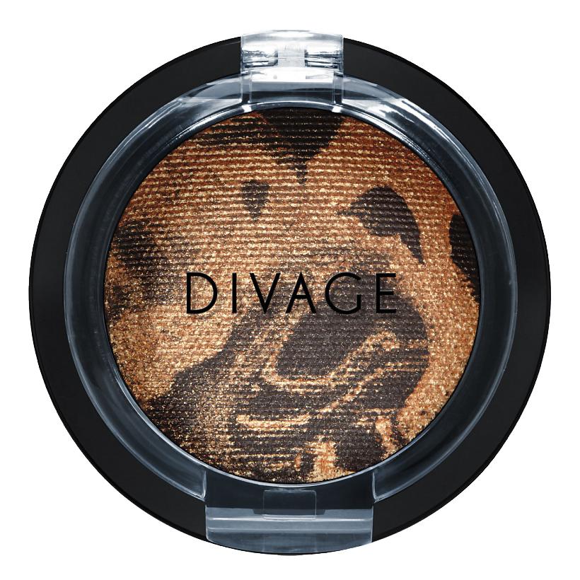 Тени для век Divage Запеченные тени Colour Sphere 13 (Цвет 13 variant_hex_name AF8763)