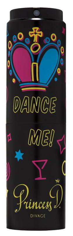 Туалетная вода Divage Dance Me Princess D (Объем 20 мл)