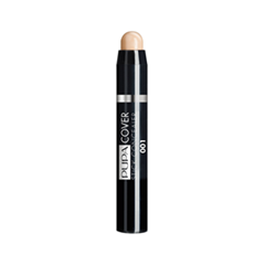 Консилер Pupa Cover Stick Concealer 001 (Цвет 001 Light Biege variant_hex_name F0CEB2)
