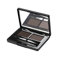 ����� ��� ������ Pupa Eyebrow Design Set 003 (���� 003 Dark Brown)