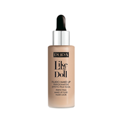 ��������� ������ Pupa Like a Doll Perfecting Make-up Fluid Nude Look 20 (���� 020 Light Beige)