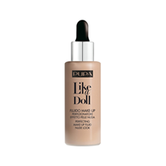 ��������� ������ Pupa Like a Doll Perfecting Make-up Fluid Nude Look 30 (���� 030 Natural Beige)