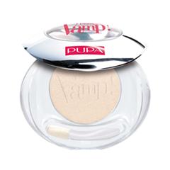 Тени для век Pupa Vamp! Compact Eyeshadow 101 (Цвет 101 Vanilla variant_hex_name E3CCBA) pupa pupa компактные тени vamp 101 ваниль матовый
