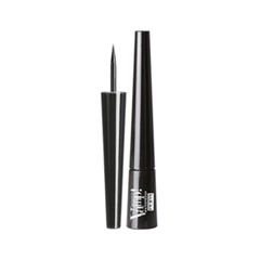 Подводка Pupa Vamp! Definition Liner Waterproof (Цвет 001 Glossy Black variant_hex_name 000000) подводка pupa vamp professional liner цвет 100 extrablack variant hex name 0f1012